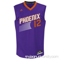 Mens Phoenix Suns TJ Warren adidas Purple Replica Road Jersey -   2044505