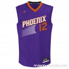 Mens Phoenix Suns TJ Warren adidas Purple Replica Road Jersey -   2044505