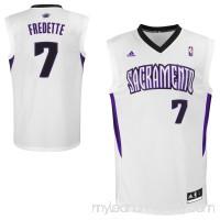 Mens Sacramento Kings adidas White Replica Road Jersey -   491876