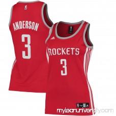 Women's Houston Rockets Ryan Anderson adidas Red Replica Jersey - 2609274