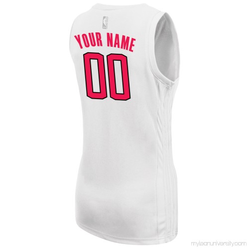 premium selection 0570c 17498 Women's LA Clippers adidas White Custom Fashion Jersey - 2649726
