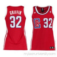 Women's LA Clippers Blake Griffin adidas Red Replica Jersey -   2229838