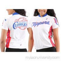 Women's LA Clippers White Cycling Jersey -   1951014