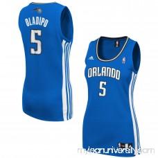 Women's Orlando Magic Victor Oladipo adidas Royal Blue Replica Jersey - 1963893