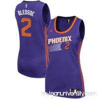 Women's Phoenix Suns Eric Bledsoe adidas Purple Road Replica Jersey -   2609275