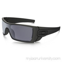 Batwolf Polarized in MATTE BLACK / GRAY POLARIZED |   OO9101-04