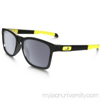 Catalyst Valentino Rossi Signature Series in POLISHED BLACK / GRAY |   OO9272-17