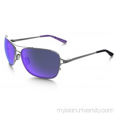 Conquest Polarized Violet Haze Collection in POLISHED CHROME / VIOLET IRIDIUM POLARIZED |   OO4101-07