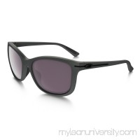 Drop In PRIZM Daily Polarized Steel Collection in STEEL / PRIZM DAILY POLARIZED   OO9232-18