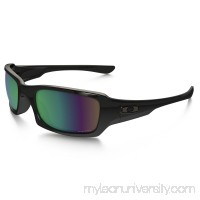 Fives Squared PRIZM Shallow Water Polarized in POLISHED BLACK / PRIZM Shallow Water Polarized |   OO9238-18