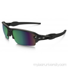 Flak 2.0 PRIZM Shallow Water Polarized (Asia Fit) in POLISHED BLACK / PRIZM Shallow Water Polarized | OO9271-11
