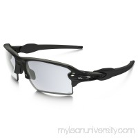 Flak 2.0 XL Photochromic in POLISHED BLACK / CLEAR BLACK IRIDIUM PHOTOCHROMIC ACTIVATED |   OO9188-50