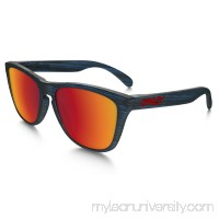 Frogskins Driftwood Collection (Asia Fit) in TORCH IRIDIUM |   OO9245-5454