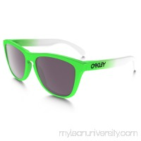 Frogskins PRIZM Daily Polarized Green Fade Edition in Green Fade / PRIZM DAILY POLARIZED     OO9013-99