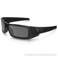 Gascan Polarized  Standard Issue in MATTE BLACK / GRAY POLARIZED |   11-122