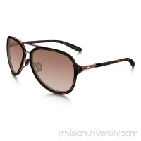Kick Back in SATIN ROSE GOLD / VR50 BROWN GRADIENT |   OO4102-01