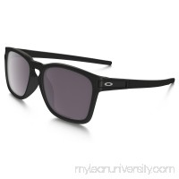 Latch Square PRIZM Daily Polarized (Asia Fit) in MATTE BLACK / PRIZM DAILY POLARIZED |   OO9358-06