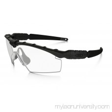 M Frame 2.0 Standard Issue Ballistic - ANSI Z87.1 Stamped in BLACK / CLEAR | 11-139