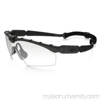 M Frame 2.0 Standard Issue Ballistic With Lens Array - ANSI Z87.1 Stamped in BLACK / CLEAR |   11-439
