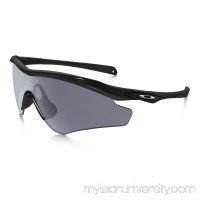 M2 Frame XL (Asia Fit) in POLISHED BLACK / GRAY     OO9345-01