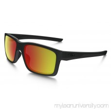 Mainlink Polarized in MATTE BLACK / RUBY IRIDIUM POLARIZED | OO9264-07