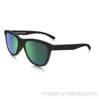 Moonlighter Pop Polar Collection in MATTE BLACK / JADE IRIDIUM POLARIZED |   OO9320-12
