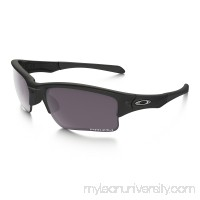 Quarter Jacket (Youth Fit) PRIZM Daily Polarized in MATTE BLACK / PRIZM DAILY POLARIZED |   OO9200-17