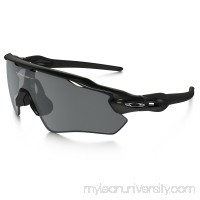 Radar EV Path Polarized in POLISHED BLACK / BLACK IRIDIUM POLARIZED |   OO9208-07