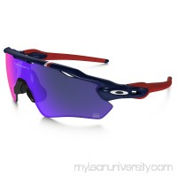 Radar EV Path Team USA in DARK BLUE / POSITIVE RED IRIDIUM |   OO9208-14