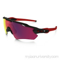 Radar EV XS Path (Youth Fit) PRIZM Road in MATTE BLACK / PRIZM ROAD |   OJ9001-0631