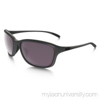 She's Unstoppable PRIZM Daily Polarized Steel Collection in STEEL / PRIZM DAILY POLARIZED     OO9297-05