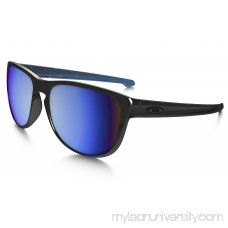 Sliver R PRIZM Deep Water in POLISHED BLACK / PRIZM Deep Water Polarized | OO9342-12