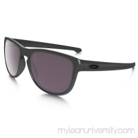 Sliver Round PRIZM Daily Polarized Steel Collection in STEEL / PRIZM DAILY POLARIZED |   OO9342-08