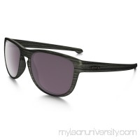 Sliver Round PRIZM Daily Polarized Woodgrain Collection in WOODGRAIN / PRIZM DAILY POLARIZED |   OO9342-11