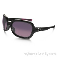 Smokey O Collection Pulse in POLISHED BLACK / ROSE GRADIENT POLARIZED |   OO9198-19
