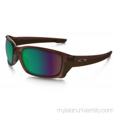 Straightlink PRIZM Shallow Water Polarized in MATTE ROOT BEER / PRIZM Shallow Water Polarized | OO9331-06