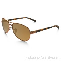 Tie Breaker Polarized in ROSE GOLD / BROWN GRADIENT POLARIZED |   OO4108-04