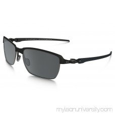 Tinfoil Carbon Polarized in SATIN BLACK / BLACK IRIDIUM POLARIZED | OO6018-02
