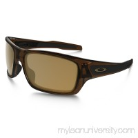 Turbine Polarized Standar Issue - Brown Trout Icon in ROOT BEER / BRONZE POLARIZED | OO9263-24