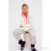 GOGO Lace Up Hoodie 39910781
