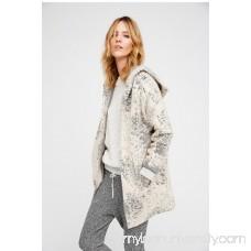 Knit Jacquard Cozy Sweater Jacket 40836264