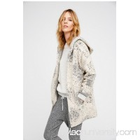 Knit Jacquard Cozy Sweater Jacket   40836264