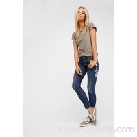 Driftwood Jackie Embroidered Skinny Jeans 42190066