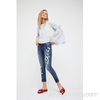 Driftwood Marilyn Embroidered Skinny Jeans   39931845