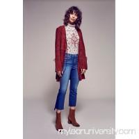 Insider Step Fray Crop Jeans 37881109