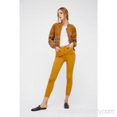 Jax Yellow Cyndi High Rise Skinny 39641758