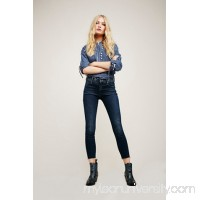 Mother Double Fray Charmer Crop   39713466