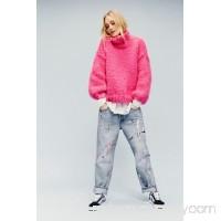 Painted Boyfriend Jeans 41210360