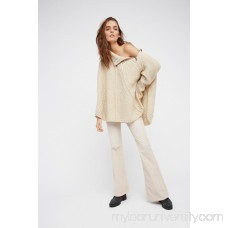 Pull on Corduroy Flare 33186198