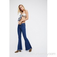 Tobacco Denim Super Flare   27483973